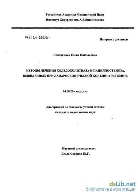 Солодинина елена николаевна диссертация 6393