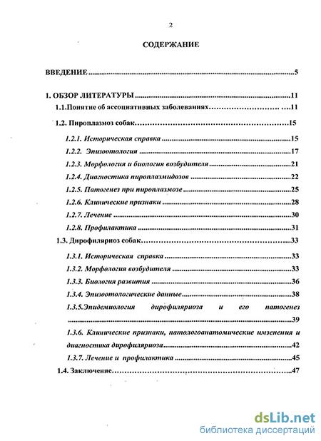 течения пироплазмоза и