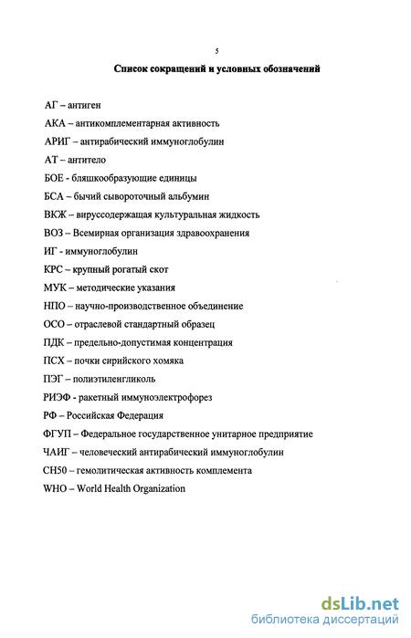Антирабический иммуноглобулин инструкция