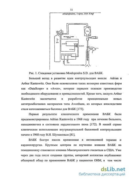 аппарат для контрапульсации datascope инструкция